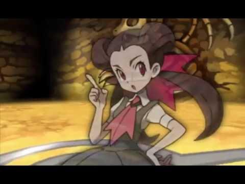 Pokémon Alpha Sapphire Walkthrough Part 7: Gym Leader Roxanne