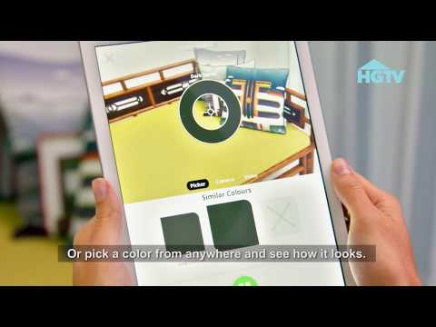 Visualizer App | Come On In | HGTV Asia