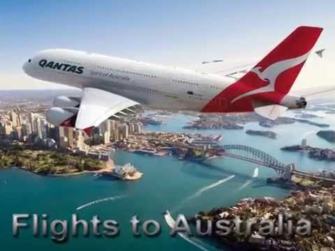 Book now Cheap flights to Australia online with Air-Savings