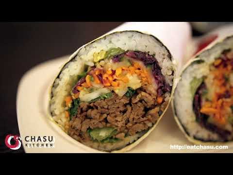 Beef Bulgogi at Chasu Kitchen