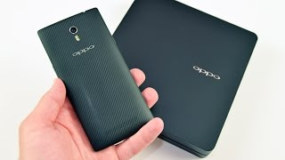 Oppo Find 7: Unboxing & Review