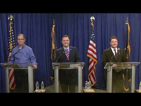 WISH-TV's Republican Primary Debate