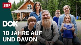 Schweizer Auswanderer | Kanada, Florida, Senegal, Belize | Auf und davon – Das Jubiläum | SRF DOK