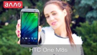 Видео-обзор смартфона HTC One M8s