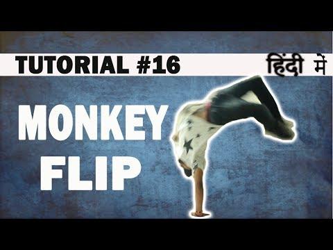 How to Monkey Flip or Macaco   Breaking(Hip Hop)Dance Tutorial in Hindi  Shivam Yadav  Dance Mantra