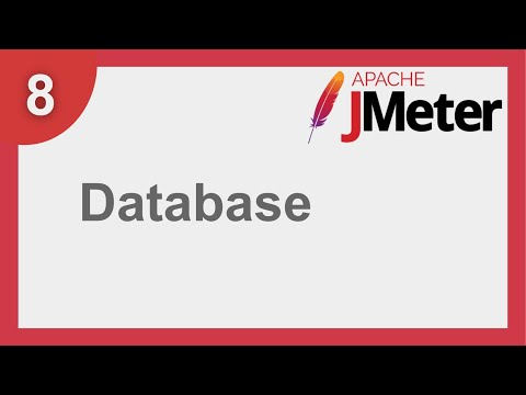 JMeter Beginner Tutorial 6 - How to create a Database Test Plan