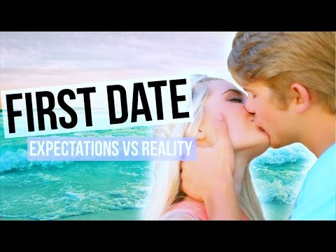 FIRST DATE EXPECTATIONS VS REALITY! | Aspyn Ovard