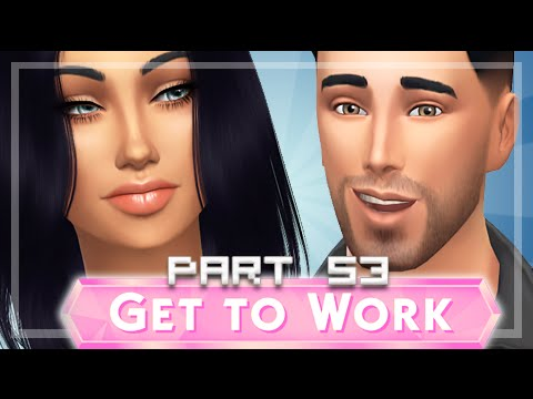 The Sims 4 | Get To Work | Part 53 — Jasper Moves OUT!