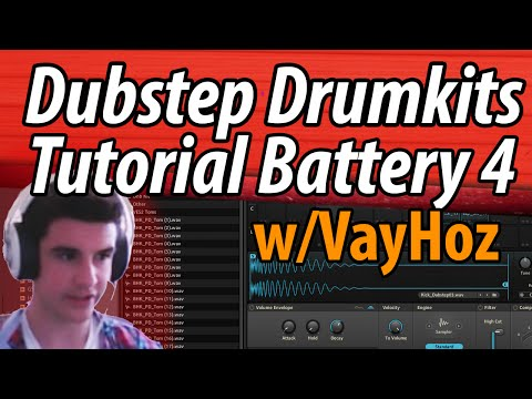 Tutorial: How to make Dubstep Drumkits in Battery 4