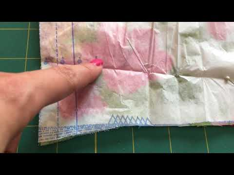 Rita Blouse Sew-Along: Notching and Marking Your Pattern