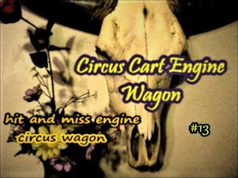 The Circus Cart Engine building parts #13