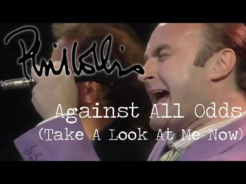 PHIL COLLINS - AGAINST ALL ODDS TAKE A LOOK AT ME NOW - PIANO TUTORIAL