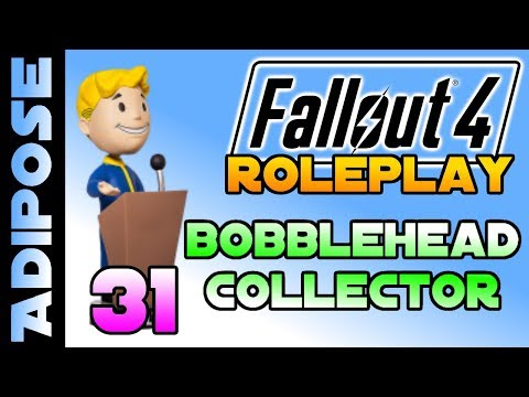 Let's Roleplay Fallout 4 - Bobblehead Collector #31