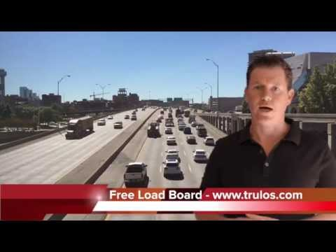 How to find freight, How to find truck loads on owner operator load board