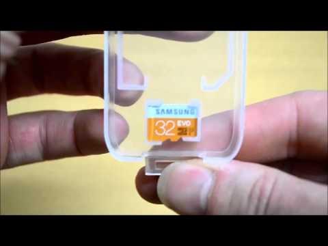 32GB Samsung  Class 10 Micro  SD UHS  Memory Card