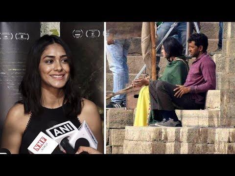 Xxx Mp4 Mrunal Thakur About Working With Hrithik In Super 30 Mrunal Thakur Interview 2018 3gp Sex