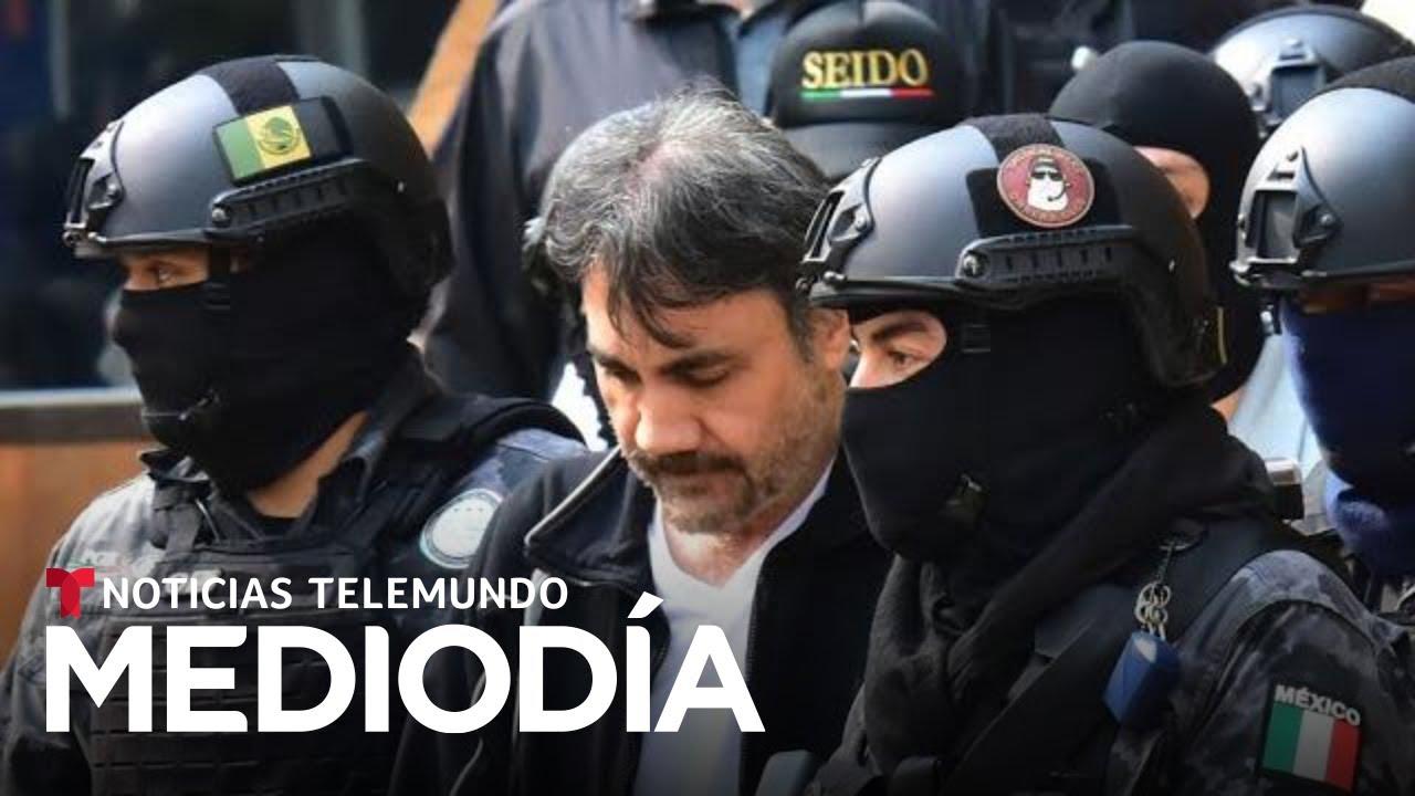 Dámaso López, testigo clave en la detención de Emma Coronel | Noticias Telemundo