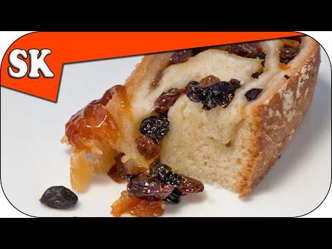 How to Make LARDY CAKE - Traditional Sticky Lardy Cake - Lardy Bread