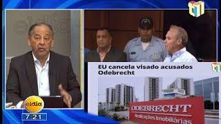 Huchi Lora Confirma Cancelacion De Visado A Implicados En Caso Odebrecht En Dominicana