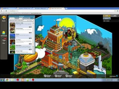 How To Make A RevCms R63 Habbo Retro