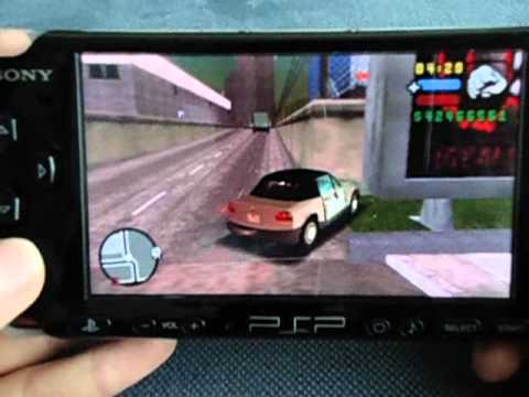GTA LCS PSP Where to find the Hunter Helicopter