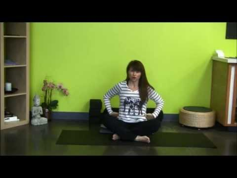 Gentle Yoga - perfect for SI Joint Dysfunciton