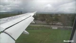 Cebu pacific A320 Landing at Tuguegarao