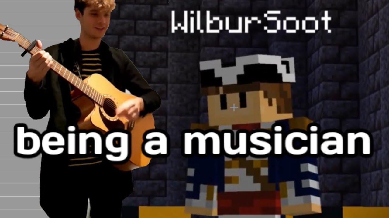 Wilbur Soot singing compilation (ft. Niki + L'manberg Anthem)
