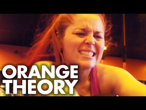 Orangetheory –Toughest Workout We've Done!? (Get Jacked)