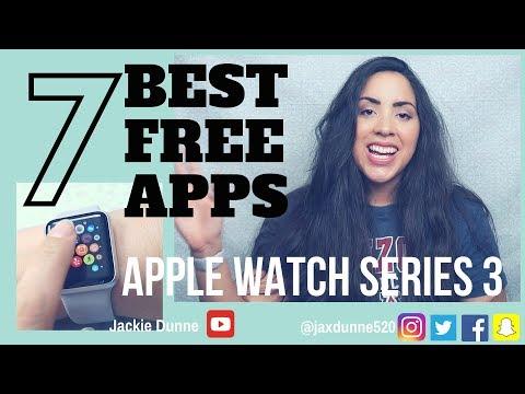 Best Free Apple Watch Apps 2017