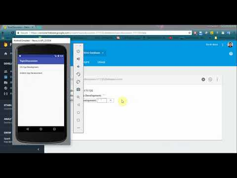 How to create a simple chat app in Android using Firebase (Part 2/2)