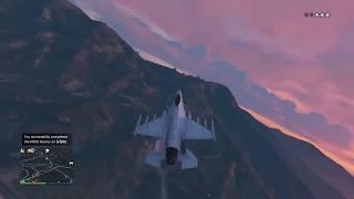 Jet Griefing in GTA 5 Online