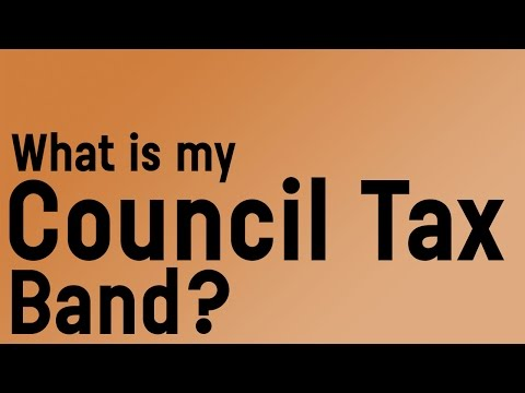 What is my council Tax band?