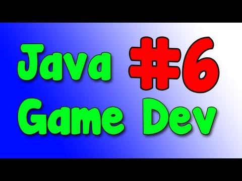 Java Game Development #6 - Player Class