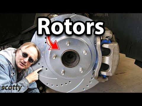 How to Replace Brake Rotors on Your Car