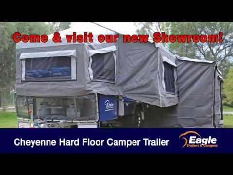 Eagle Cheyenne Camper Trailer