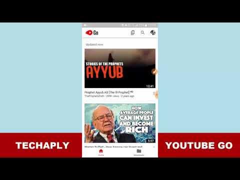 YouTube Go App | Easy Way to Watch YouTube Offline Videos