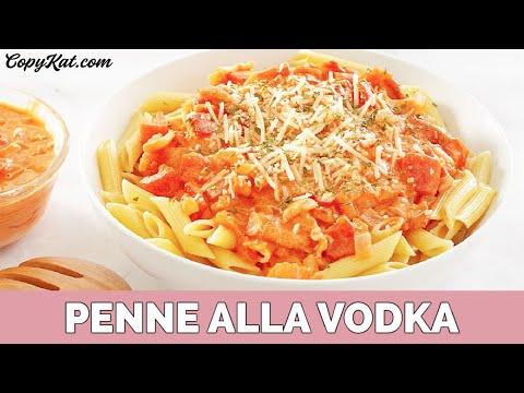 Pasta Alla Vodka Sauce