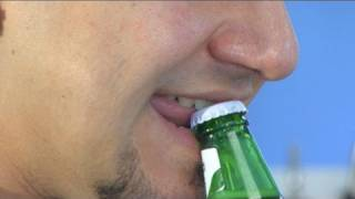 How To Open A Bottle Without A Bottle Opener