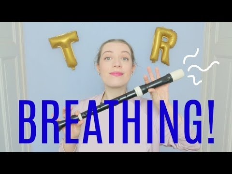 Improve your BREATHING / air capacity! | Team Recorder