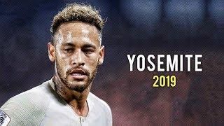 Neymar Jr ► YOSEMITE - Travis Scott ● Skills & Goal 2018/19 | HD