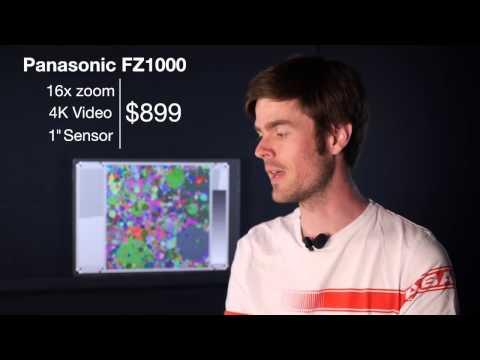 Panasonic Lumix FZ1000 Vs Sony Rx10