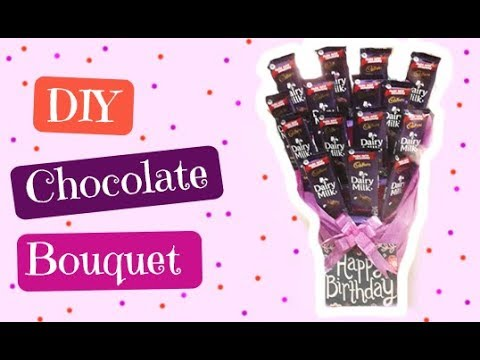 Dairy Milk Chocolate Bouquet | Birthday gift idea | Chocolate bouquet | birthday gift for boyfriend