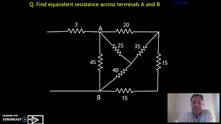 26  STAR DELTA TRANSFORMATION NUMERICAL PROBLEM EXAMPLE