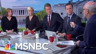 Democrats Now Have Double-Digit Leads In New Polls   Morning Joe   MSNBC
