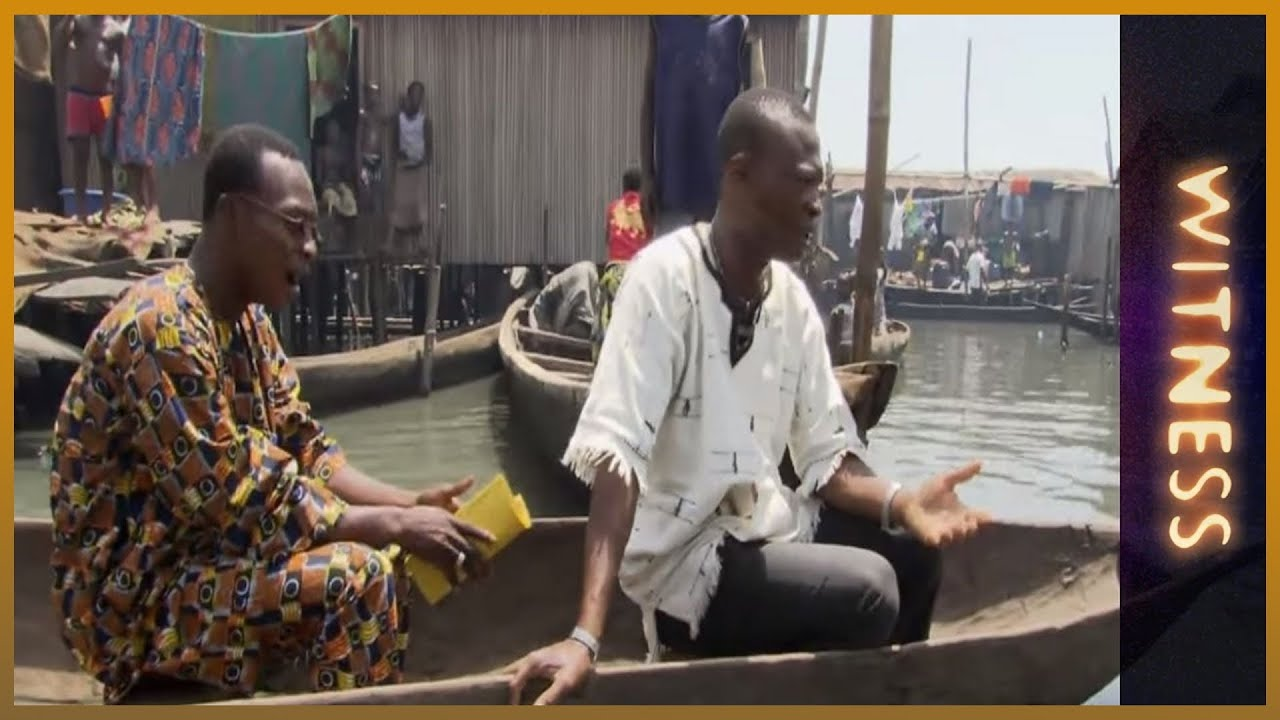 Street Life in Lagos   Witness
