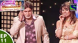 Comedy Ka Badsshah - Hasegaa India - Ep11 - Fresh Talent Special