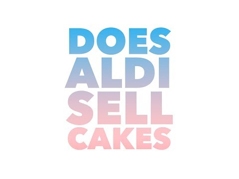 Does aldi sell cakes and pies