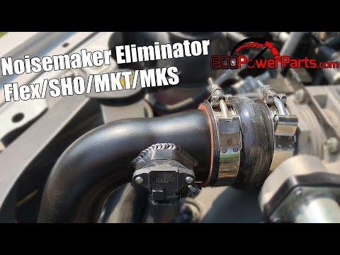 Noisemaker Eliminator for SHO/Flex/MKT/MKS