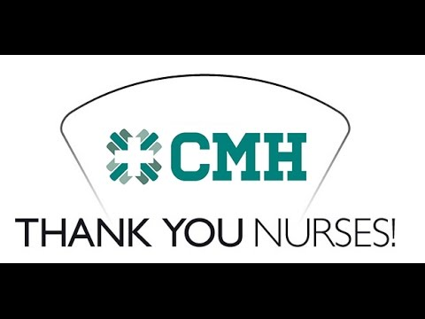 CMH Thanks Our Wonderful Nurses for Nurses Week 2015
